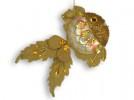 Золотая Рыбка 19см 105127