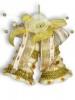 Золотые колокольчики 12см 105134