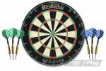 Комплект для игры в дартс StartLine Play PRO-Play 45', сизаль, 6 дротиков BL-1818B
