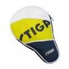 Чехол для ракетки STIGA Tournament для 1-ой ракетки, желто-сине-белый 8844-02
