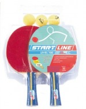 Набор для настольного тенниса START LINE 2 ракетки-Level 100+3 мяча-Club Select  61-200
