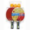Набор для настольного тенниса START LINE 2 ракетки-Level 200+3 мяча-Club Select  61-300