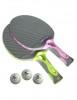 Набор для настольного тенниса CORNILLEAU Tacteo Duo 2 ракетки, 3 мяча 435950