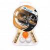 Набор для настольного тенниса DONIC Champs 150 (2 ракетки+ 3 мячика) 788497