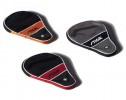 Чехол для ракетки STIGA Style для 1-ой ракетки, черно-серый 8847-01