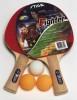 Набор для настольного тенниса STIGA Fighter 2 ракетки, 3 мяча 1963-01