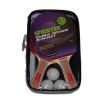Набор для настольного тенниса SPRINTER 2 ракетки, 3 шарика, сетка, стойка в чехле BB 19