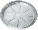 Форма алюминиевая для запекания MARMITON 27,5*2,4см, 5шт., круглая 11355