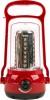 Фонарь SmartBuy светильник аккумуляторный, 220V, 41 Led, диммер, красный (SBF-36-R) 7322