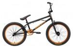 Велосипед STARK 16 BMX GRAVITY черно-оранжевый