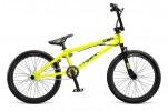 Велосипед TECH TEAM 20' рама алюминий BMX DUKE зеленый-черный 0210