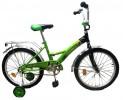 Велосипед NOVATRACK 20' FR-10 зеленый 203 FR10.GN 5