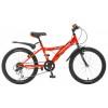 Велосипед 20' хардтейл NOVATRACK RACER красный, тормоз V-brake, 6 ск. 20 SH6V.RACER.RD 7