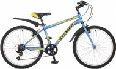 Велосипед STINGER 24', хардтейл DEFENDER синий, 12,5' 24 SHV.DEFEND.12 BL 7