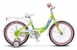 Велосипед 20' рама женская, алюминий STELS PILOT-210 LADY салат./морск. волна/розовый, 1 ск.