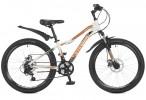Велосипед STINGER 24' хардтейл, рама алюминий, диск BOXXER D белый 12 ск., 12,5' 24AHD.BOXXD.12 WH 7