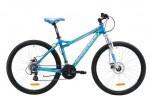 Велосипед MAVERICK 27,5' хардтейл, рама алюминий, ATICA 3.0 диск, темно-синий, 21 ск., 19'