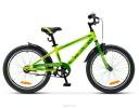 Велосипед 20' хардтейл STELS PILOT-200 Gent зеленый 1 ск. Z010