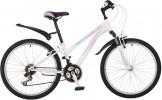 Велосипед 24' хардтейл, рама женская STINGER LATINA белый, 14' 24 SHV.LATINA.14 WH 8