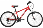 Велосипед 24' хардтейл STINGER CAIMAN красный, 14' 24 SHV.CAIMAN.14 RD 8