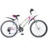 Велосипед 24' хардтейл, рама женская STINGER LATINA белый, 12,5' 24 SHV.LATINA.12 WH 8