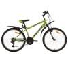 Велосипед 24'  хардтейл FOXX AZTEC, зеленый/черный, 6ск. 24 SHV. AZTEC.14 GN 8 (19-З)