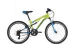 Велосипед 24' двухподвес STINGER DISCOVERY зеленый, 14' 24SFV.DISCO.14GN 8 (19)