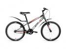 Велосипед 20' хардтейл ALTAIR MTB HT 20 1.0 мат.серый, 10,5' RBKN8JN01007