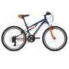 Велосипед 24' двухподвес STINGER DISCOVERY синий, 14' 24 SFV.DISCO.14BL 8 (20)