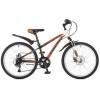 Велосипед 24' хардтейл STINGER CAIMAN D диск, оранжевый, 12,5' 24 SHD.CAIMD.12 OR 7 (20)