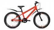 Велосипед 20' хардтейл, рама женская ALTAIR MTB HT 20 1.0 Lady мат.оранжевый, 10,5' RBKN91N01006
