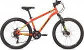 Велосипед 24' хардтейл, рама алюминий STINGER ELEMENT Evo оранж., 21 ск., 14' 24 AHD.ELEMEVO.14 OR 0