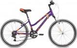 Велосипед 24' рама женская, алюм. STINGER LAGUNA фиолетовый, 12' 24 AHV.LAGUNA.12 VT 9