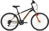 Велосипед 24' хардтейл STINGER CAIMAN D диск, черный, 14' 24 SHD.CAIMAND.14 BK 0