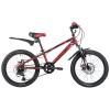 Велосипед 20' хардтейл NOVATRACK EXTREME диск, коричневый, 6 ск. 20 SH 6D.EXTREME.BN 9