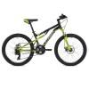 Велосипед 26' двухподвес STINGER DISCOVERY черный, 18' 26 SFV.DISCO.18 BK 8