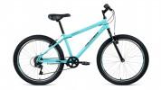 Велосипед 24' хардтейл ALTAIR MTB HT 24 1.0 мятный/черный, 6 ск., 14' RBKT0MN46005