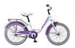 Велосипед 20' рама алюминий STELS PILOT-250 Lady белый, 1 ск., 12' V010 (А21)