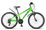 Велосипед 24' хардтейл STELS NAVIGATOR-400 V зелёный 2019, 18 ск., 12' F010 LU080942