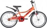 Велосипед 20' рама женская NOVATRACK PRIME SGV терракот., V-brake 207PRIME1V.CRL20