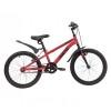 Велосипед 20' рама женская, алюминий NOVATRACK PRIME SBV красный, V-brake 207PRIME1V.RD20