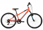 Велосипед 24'  хардтейл FOXX MANGO, оранжевый, 6ск., 12' 24SHV.MANGO.12OR1
