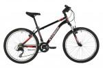 Велосипед 24' хардтейл STINGER CAIMAN черный, 14' 24SHV.CAIMAN.14BK10
