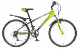 Велосипед STINGER 26' хардтейл, CAIMAN зеленый, 18ск. 26 SHV.CAIMAN.20 GN 6 (17-З)