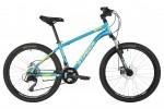 Велосипед 24' хардтейл STINGER CAIMAN D диск, синий, сталь, размер 14' 24SHD.CAIMAND.14BL10