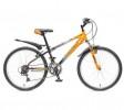 Велосипед STINGER 24' хардтейл, 18ск., CAIMAN оранжевый 24 SHV.CAIMAN.14 OR 6