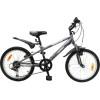 Велосипед NOVATRACK 20' хардтейл, EXTREME темно-серый, 6 ск. 20 SH 6V.EXTREME.GR 5