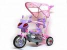 Велосипед трехколесный 10'/8' X11733