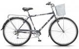 Велосипед 28' дорожный STELS NAVIGATOR-350 Gent красный, 7ск. + корзина