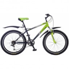 Велосипед STINGER 24' хардтейл, CAIMAN зеленый, 14' 24SHV.CAIMAN.14GN8
